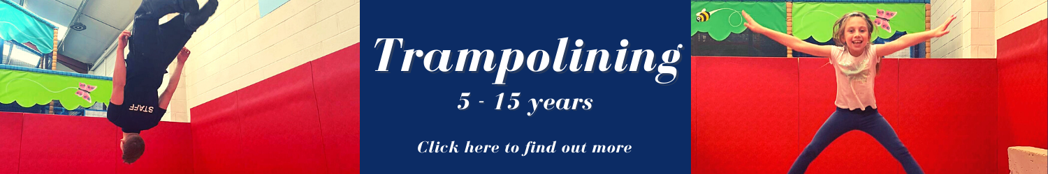 Trampolining Classes, Cotswolds, Gloucestershire